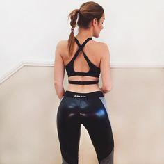 WEBSTA @ allaboutnori - Maybe the best sports pants I have ever owned ✖️ @doutzen x @hunkemoller out in stores now #doutzenkroes #doutzenstories #hunkemollerambassadors #sportyspice