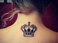 celtic crown tattoo