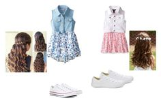 """Untitled #236"" by yoitsdd ❤ liked on Polyvore featuring Converse"