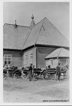 Old Buildings, Finland, Vintage Photos, Lost, Vintage Photography