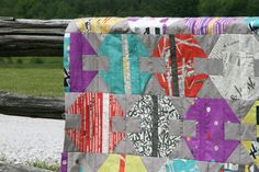 "Great inspiration for Windham's new ""Collage"" collection from Film in the Fridge! Just search for ""Collage"" at http://www.fabricshack.com/cgi-bin/Store/store.cgi to find this great fabric!"