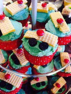 Bus Cupcake Food Ideas2nd