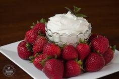 Cheesecake Fruit Dip