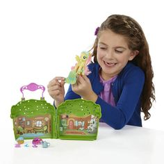 My Little Pony Friendship is Magic Fluttershy Cottage Playset for sale at Walmart Canada. Buy Toys online for less at Walmart.ca