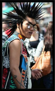 London Punks 2 by carrentempler, via Flickr