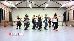 'I'm Out' Ciara ft. Nicki Minaj choreography by Jasmine Meakin (Mega Jam)