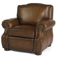 Tips That Help You Get The Best Leather Sofa Deal. Leather sofas and leather couch sets are available in a diversity of colors and styles. A leather couch is the ideal way to improve a space's design and th Leather Recliner, Leather Sofa, Monochromatic Living Room, Distressed Leather, Rustic Design, Furniture Decor, Design Elements, Love Seat, Family Room