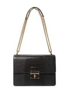 Small Turn-Lock Shoulder Bag from Gift Shop: Stylish Splurges on Gilt