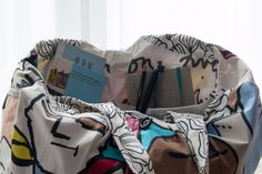 "Weekend-Tasche - Handarbeiten ""aus meim Nahkastl"" Bags, Fashion, Hand Crafts, Handbags, Moda, Fashion Styles, Fashion Illustrations, Bag, Totes"