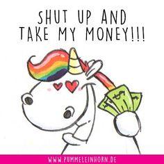 pummeleinhorn Money