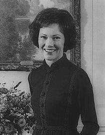 Eleanor Rosalynn Smith Carter, 1977–1981