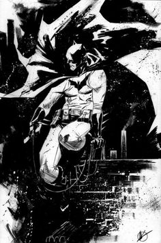Batman - Matteo Scalera