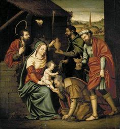 Epiphany of Our Lord Jesus Christ