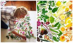 créations végétariennes d'Amber Locke, de quoi nous faire aimer les légumes Alors que certains font de la musique avec des légumes, la photographe Amber Locke préfère les sublimer