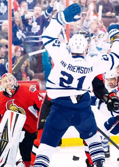 JVR: Throw your hands in the air and wave 'em like you just don't care