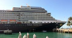 Check out the daily programs from Holland America's Nieuw Amsterdam cruise ship.