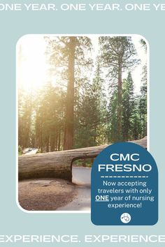 Crazy news! If you want to travel sooner and/or are dying to get out to California we have an opportunity! CMC Fresno is now accepting nurses with only one year of experience as travelers! This is a great way to kickstart your travels and get experience under your scrubs! Text us for more details: 714-582-4033 Travel Jobs, Travel Nursing, First Year, Getting Out, California, Nurses, Scrubs, Opportunity, News