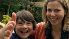Sally Phillips' 'A World Without Downs Syndrome?' focused on the love and laughter in her relationship with Olly, her son, who happens to have Down's Down Syndrome Diagnosis, Down Syndrome Baby, Down Syndrome People, Bbc News, Sally Phillips, Celebrity Kids, Dna Test, Health And Safety, Pregnancy