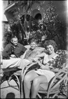Joseph Kennedy Jr, Naval Aviator, Killed In Action, Jfk, Palm Beach, 1950, Photographic Prints, Couple Photos, Celebs