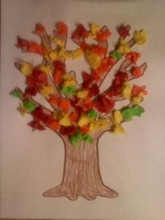 Fall crafts for preschoolers including halloween - Crafts For Preschool Kids