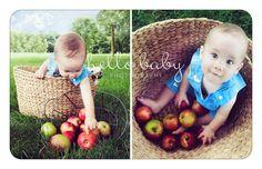 Mock Apple orchard for Porter Session