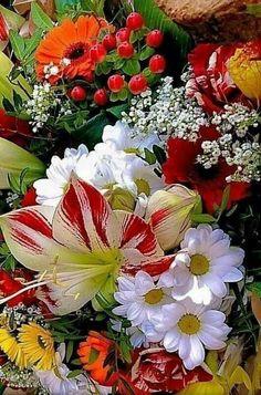 Flower arrangements tips