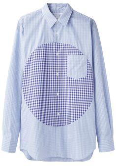 Comme des Garçons Shirt Man / Patch Shirt   La Garçonne