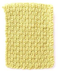 Type of stitch: Single Basketweave