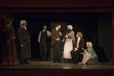 The ghosts of Christmas past, present and future descend upon Vienna with the Open House Theatre Now in its 32nd consecutive year since it was performed in Vienna by the International Theatre in 1984, the annual staging of A Chrismas ...