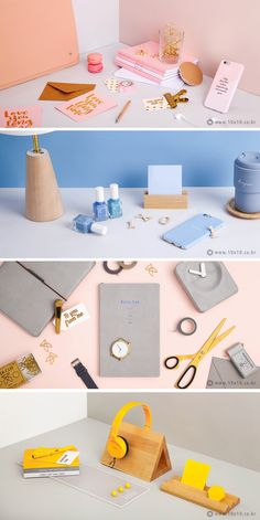 [텐바이텐] Color of the year 2016 // photographer_youngju. Object Photography, Creative Photography, Packaging Design, Branding Design, Bussiness Card, Prop Styling, Web Design, Thing 1, Display Design