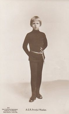 Prinz Nicolae von Rumänien, Prince of Romania Princess Alexandra, Princess Beatrice, Prince And Princess, Royal Blood, Young Prince, Grand Duke, Rare Pictures, Princess Victoria, Black And White Portraits