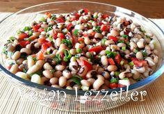 Vegan Lezzetler: Kuru Börülce Salatası