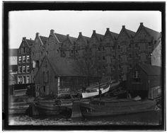 Apps voor Amsterdam: Jacob Olie - foto's van Amsterdam, Eilandsgracht nabij Galgenstraat