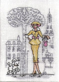 Thistle Teach Me - DK Designs Brazilian Embroidery pattern & fabric - Embroidery Design Guide Cross Stitch Embroidery, Embroidery Patterns, Cross Stitch Patterns, Grand Art, Cross Stitch Pictures, Brazilian Embroidery, All Craft, Le Point, Filet Crochet
