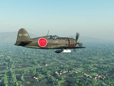 Japanese Fighter/Bomber BFD