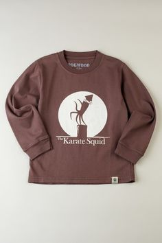 Karate Squid t-shirt. Funny.