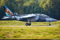 Belgian Air Force Dassault-Dornier Alpha Jet 1B