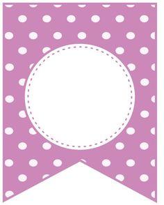 purple dots