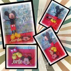 creaciones FOG: Fogfu Mickey Mouse