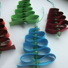 DIY Christmas Ornaments Ideas | 33 Lovely DIY Christmas Tree Ornaments | Daily source for inspiration ...