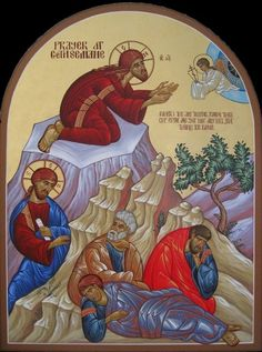 prayer at gethsemane