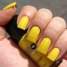 Nella Milano 008 Sunny Yellow