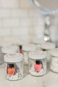 Pedicure In A Jar Bridal Shower Favors Bridal Shower Ideas