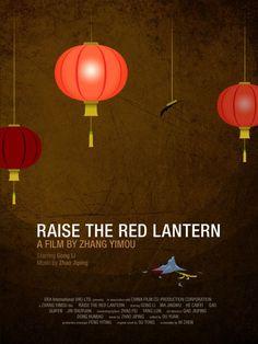 Raise the red lantern (1991) - Zhang Yimou