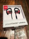 Beats by Dr. Dre Powerbeats3 Wireless Ear-Hook Headphones - Siren Red