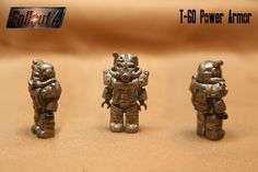 Fallout 4: T-60 Power Armor http://www.flickr.com/photos/118856295@N07/25386979565/