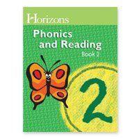 Horizons Homeschool Reading and Phonics Curriculum