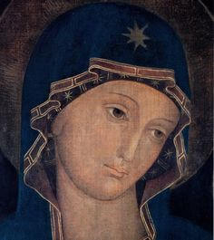 """dramoor: """"Our Lady of Consolation """" Bellissima! Virgin Mary Art, Blessed Virgin Mary, Hail Holy Queen, Italian Paintings, Holy Mary, Arte Popular, Orthodox Icons, Medieval Art, Blessed Mother"""