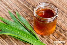 Spitzwegerich gehört zu den klassischen Heilpflanzen bei Atemwegserkrankungen. Aus frischen Blättern und Honig kannst du einen heilsamen Sirup selbst herstellen! Ketchup, Chutney, Salsa, Sauce Barbecue, Calories, Doterra, Pickles, Olives, Cantaloupe