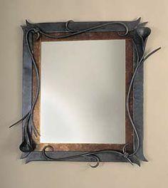 Rachel Millers forged steel Calla Lilies.....ssssoooooo beautiful